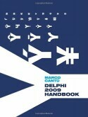 Delphi 2009 handbook-revised edition
